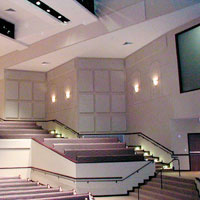 Commercial Acoustical Wall Panels