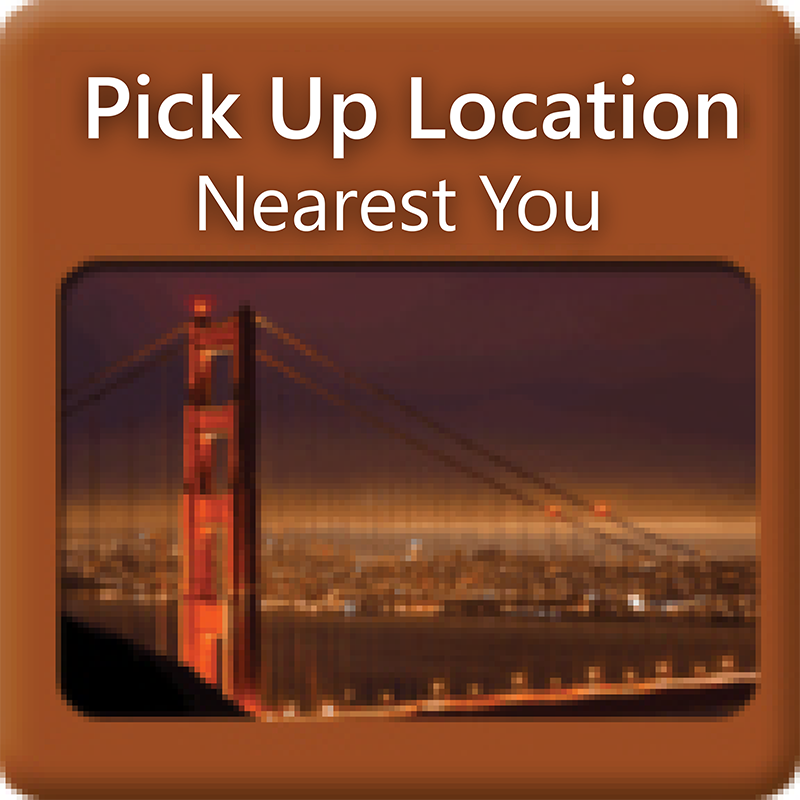 Pick Up Location - San Leandro